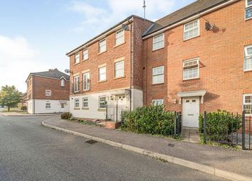 Thumbnail 3 bed terraced house for sale in Merrick Close, Stevenage, Hertfordshire, England