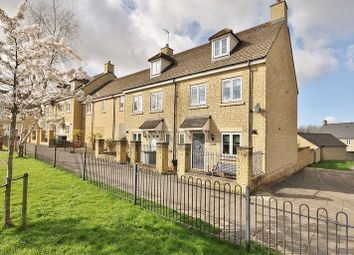 Thumbnail 3 bed end terrace house for sale in Park View Road, Madley Park, Witney