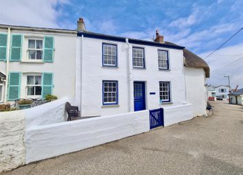 Thumbnail 2 bed cottage for sale in Loe Bar Road, Porthleven, Helston