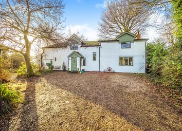 Thumbnail 4 bed property for sale in Sloe Cottage, Alby Hill, Norwich