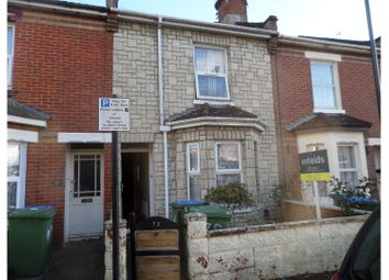 Thumbnail 3 bedroom terraced house to rent in Norham Avenue, Southampton