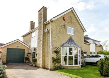 Thumbnail 4 bed link-detached house for sale in Merton, Oxfordshire