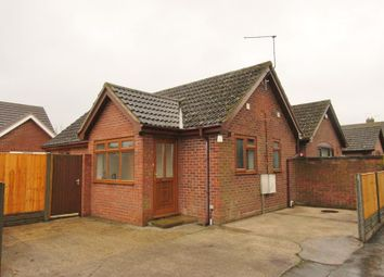 Thumbnail 1 bedroom bungalow to rent in 6 Prices Lane, Worcester, Worcestershire