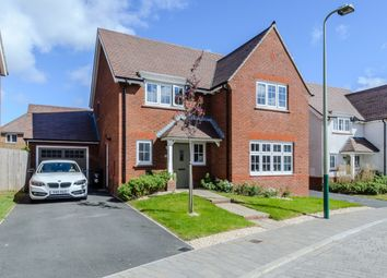 Thumbnail 4 bed detached house for sale in 15 Brambling Crescent, Hengoed, Caerphilly