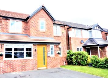 Thumbnail 4 bed detached house for sale in Longridge Drive, Bootle