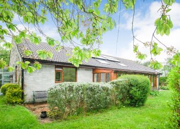 Thumbnail 5 bed detached bungalow for sale in Somertonfield Road, Westcombe, Somerton