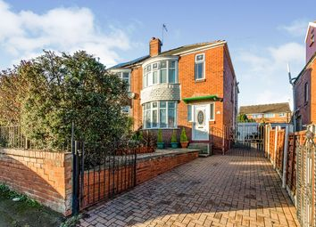 Thumbnail 4 bed semi-detached house for sale in Hill Top Lane, Rotherham, South Yorkshire