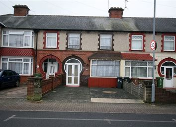 Thumbnail 3 bedroom terraced house for sale in Chatsworth Avenue, Cosham, Portsmouth, Hampshire