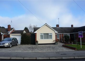 Thumbnail 2 bed semi-detached bungalow for sale in Sidmouth Road, Chelmsford