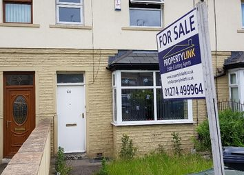 Thumbnail 3 bedroom terraced house for sale in Derby Road, Bradford