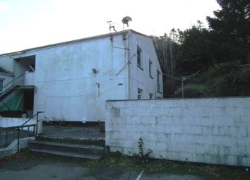 Thumbnail 3 bed flat for sale in West Looe Hill, West Looe