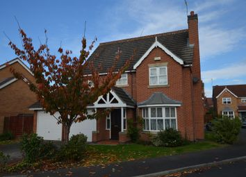 Thumbnail 4 bedroom detached house for sale in Copse Grove, Littleover, Derby