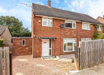 Thumbnail 3 bed semi-detached house for sale in Lincombe Drive, Leeds, West Yorkshire