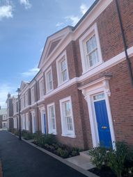 Thumbnail 3 bed terraced house to rent in Coade Square, Poundbury, Dorchester