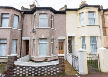 Thumbnail 3 bedroom terraced house for sale in Hartington Road, Southend-On-Sea
