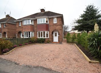Thumbnail 3 bed semi-detached house for sale in Church Terrace, St Johns, Worcestershire