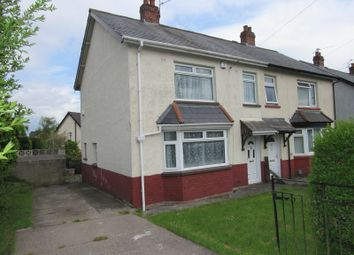 Thumbnail 3 bedroom semi-detached house for sale in Crossways Road, Cardiff