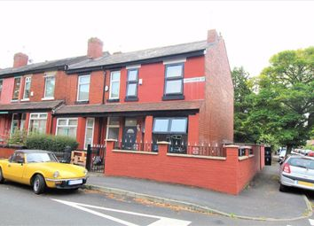 3 bed end terrace house for sale in Langthorne Street, Burnage, Manchester M19