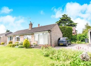 Thumbnail 1 bed bungalow for sale in Greenhill Gardens, Evesham, Worcestershire