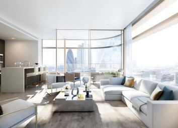 Thumbnail 3 bed flat for sale in Principal Tower, Worship Street