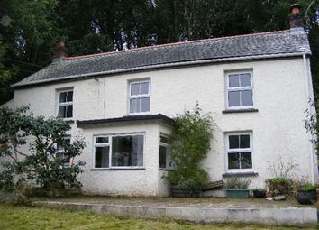Thumbnail 3 bed cottage to rent in Ricketts Lane, Polgooth, St. Austell