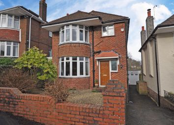 Thumbnail 3 bed detached house for sale in Beautiful Period House, Redbrook Road, Newport