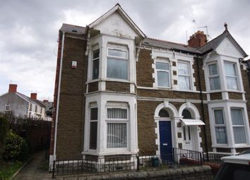 Thumbnail 1 bedroom flat to rent in Tynewydd Road, Barry