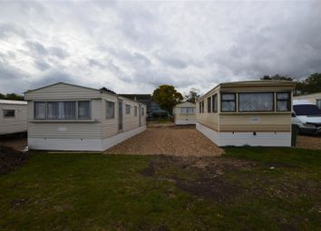 Thumbnail 2 bed mobile/park home to rent in Lossie Nursery, Langley Park Road, Iver