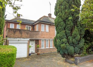 Thumbnail 5 bedroom detached house for sale in Norrice Lea, East Finchley, London