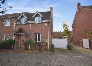 Thumbnail 3 bed semi-detached house to rent in Back Lane, The Quays, Mountsorrel