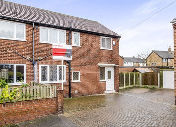 Thumbnail 3 bed terraced house for sale in Priory Road, Featherstone, Pontefract