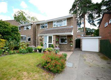 Balliol Way, Claremont Wood, Sandhurst GU47. 4 bed detached house