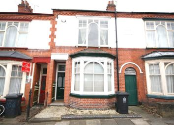 4 bed terraced house for sale in Beaconsfield Road, West End, Leicester LE3