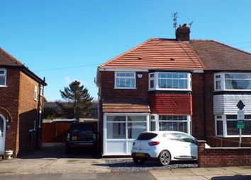 Thumbnail 3 bed semi-detached house for sale in Oak Lane, Whitefield, Manchester, Greater Manchester