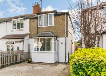 Thumbnail 2 bed end terrace house for sale in Woodham Lane, New Haw, Addlestone