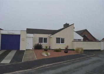 Thumbnail 3 bed detached bungalow for sale in 4, Bishton Walk, Tywyn, Gwynedd