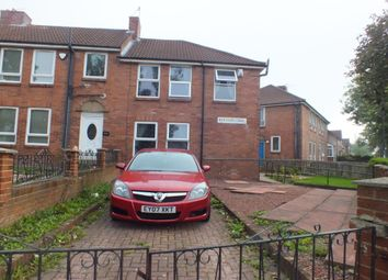 Thumbnail 2 bedroom semi-detached house for sale in Bertram Crescent, Benwell, Newcastle Upon Tyne