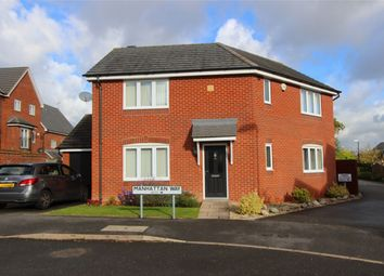 Thumbnail 3 bedroom detached house for sale in Manhattan Way, Bannerbrook, Coventry