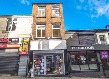 Thumbnail Retail premises for sale in Bath Street, Bolton