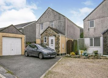 Thumbnail 3 bed detached house for sale in Goverseth Road, St Austell, Cornwall