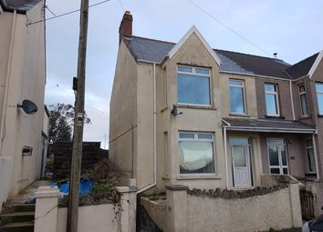 Thumbnail 3 bed property to rent in Pill Lane, Milford Haven, Pembrokeshire