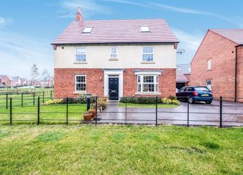Thumbnail 6 bedroom detached house for sale in Moleyns Close, Ashby-De-La-Zouch, Leicestershire