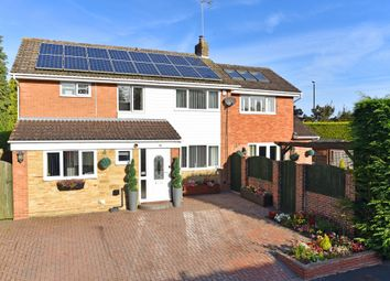Thumbnail 4 bed detached house for sale in Crestholme Close, Knaresborough