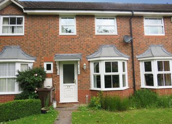 Thumbnail 3 bed terraced house for sale in Winster Avenue, Dorridge, Solihull