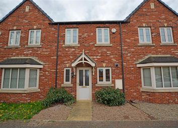 Thumbnail 2 bed town house for sale in Cherrytree Gardens, Crowle, Scunthorpe