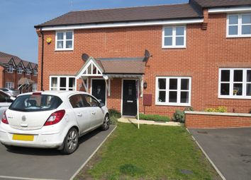 Thumbnail 2 bedroom terraced house for sale in Glebe Road, Boughton, Northampton