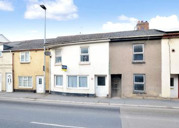 Thumbnail 3 bed terraced house to rent in East Street, Newton Abbot, Devon