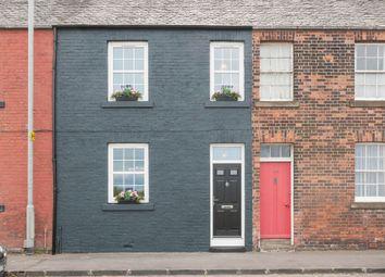 Thumbnail 2 bed terraced house for sale in 133 Lower Granton Road, Trinity, Edinburgh