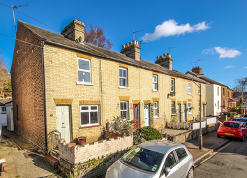 Thumbnail 2 bed terraced house for sale in Wellington Street, Hertford