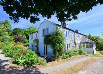 Thumbnail 5 bed detached house for sale in Mount Pleasant, Harrowbarrow, Callington